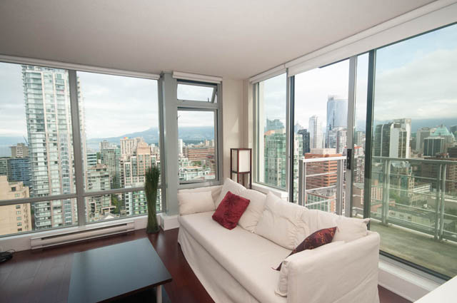 downtown condo for rent